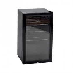 GLAZED FRIDGE Lockable