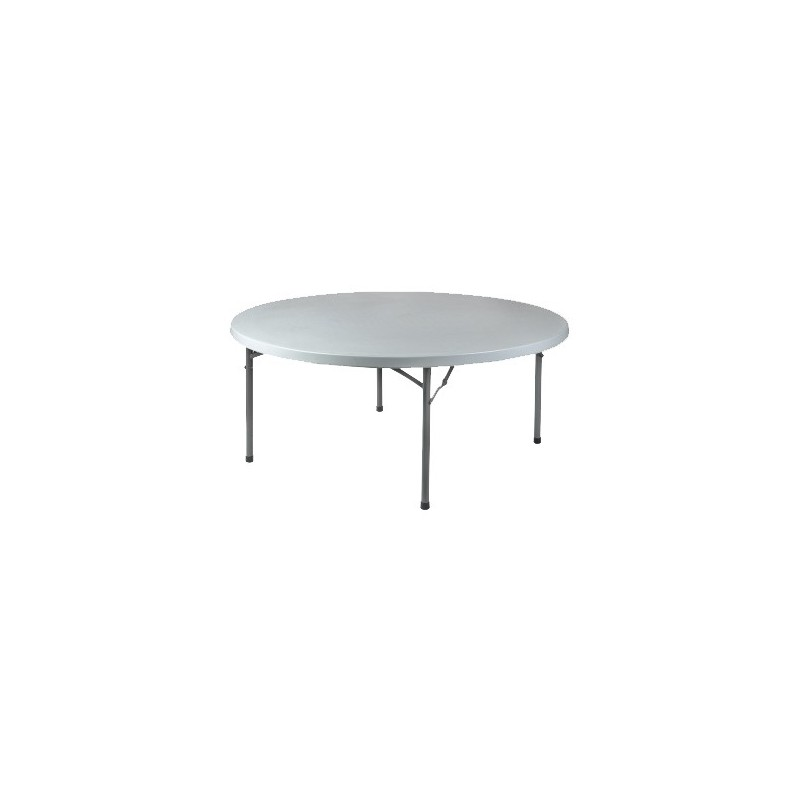 Table basic ronde a napper aliance mobilier for Basic html table