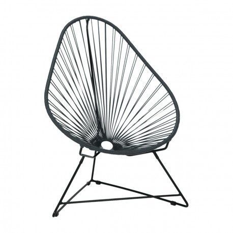 fauteuil scoubidou. Black Bedroom Furniture Sets. Home Design Ideas