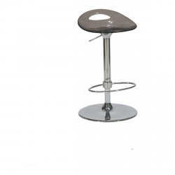 Stool DRINK with cylinder and swivel