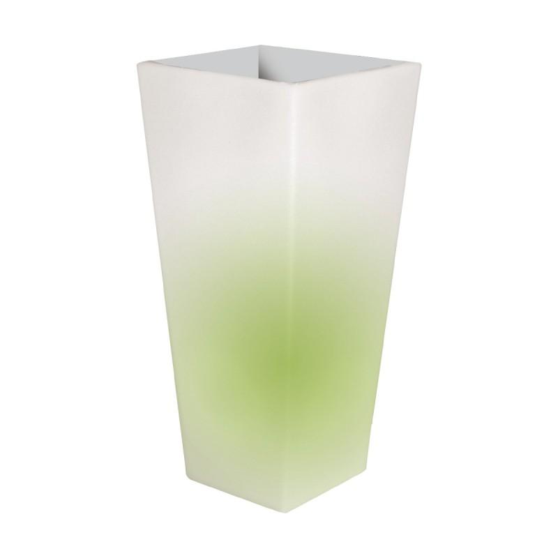 vase lumineux top vase solaire exterieur pot vase