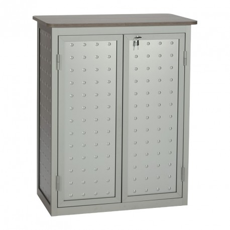 Tall furniture closed castle aliance mobilier - Meuble fermant a cle ...