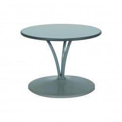 Table Basse TRILOGIE Grise - D60cm