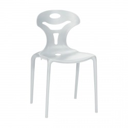 Chaise BRESIL Blanche