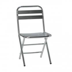 Chaise DISILQ Alu