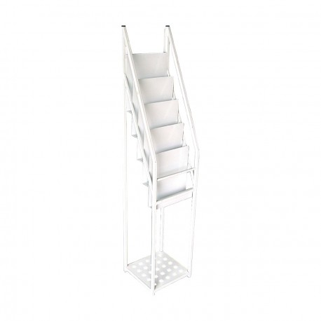 Display stand CYRUS 5 compartment