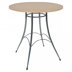 Table CHROMA RONDE