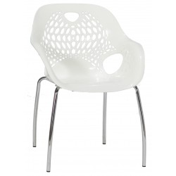 Fauteuil VIP Blanc