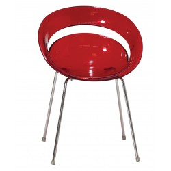 Fauteuil DRINK Rouge